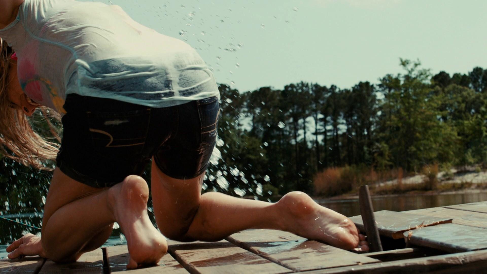 The Best Katrina Bowden Feet  PNG